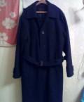Пальто весна-осень, б\у, размер 52-54, лыжные костюмы killtec, Омск