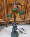 Настольная лампа 3 плафона, Истра
