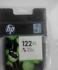 Новый оригинальный картридж HP 122 XL, Челябинск