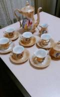 Кофейный сервиз Мадонна, Дагестанские Огни