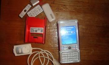 Меняю или продаю Nokia 3250 в новой панельке и пле