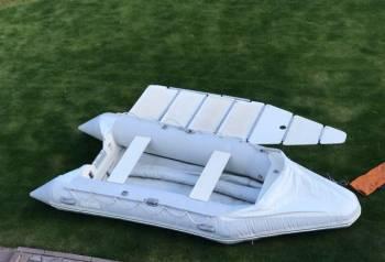 Лодка пвх brig 1450, Новосибирск, цена: 23 000р.