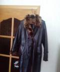 Куртка аляска с натуральным мехом, дубленка 46-48, Нижний Новгород