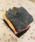 Продам вещи пакетом (платья, блузки). Размер 44, платья из льна купить в интернет магазине, Челябинск