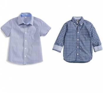Новые рубашки. 110 см. Германия, Финляндия, Большая Соснова, цена: 700р.