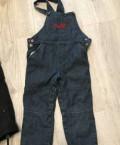 Mothercare джинсовый утепленый, Ступино