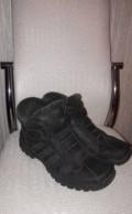 Кожаные тапочки мужские купить, ботинки зимние р.40, Нижний Новгород