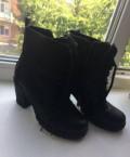 Женская кожаная обувь windrose, ботинки, Кирсанов