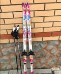 Лыжи с палками, Воротынск