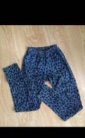 Джинсовые шорты рваные снизу, новые джинсы-лосины calzedonia, Новомихайловский кп