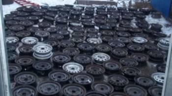 Штамповкa, диски шкода r15, Усть-Кут, цена: 2 500р.