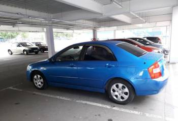 KIA Cerato, 2005, купить авто мицубиси лансер бу 10, Пушкино, цена: 210 000р.