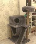 Когтеточка домик для кота, Кокошкино