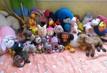 Мягкие игрушки для детей, Новоуральск, цена: не указана