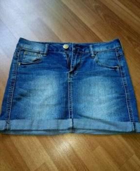 Платье в греческом стиле недорого, юбка джинсовая, Вязьма, цена: 200р.