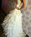 Свадебное платье абсолютно новое, одежда бренда loft, Афонино