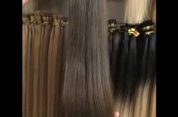 Волосы оптом и в розницу натуральные №3