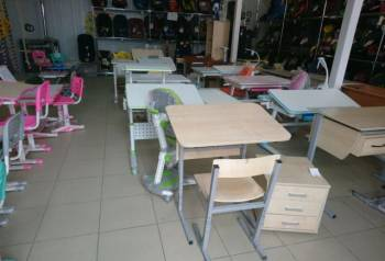 Комплект парта + стул в магазине растущих парт