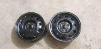 Оригинальные диски форд фокус 2 r16, штампы 1 шт. R-14 4х100, Ульяновск, цена: 500р.