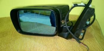 Зеркало левое BMW Е46 1комплектация, гбо 2 поколения на карбюратор солекс, Челябинск, цена: 750р.
