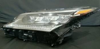 Фара передняя левая Lexus RX200T, стекло фары ауди s4 купить, Киров, цена: 35 000р.