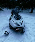 Снегоход экспедишн 1200, росомаха, Лобаново