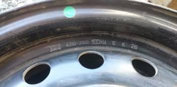 Штампованные диски r15 на форд фокус 2 рестайлинг, штампованные диски 4x114, 3 R14 Обмен на R14 4x98, Екатеринбург, цена: 2 500р.