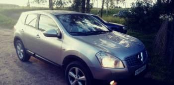 Nissan Qashqai, 2009, комплектация тойота ленд крузер прадо 150, Смоленск, цена: 550 000р.