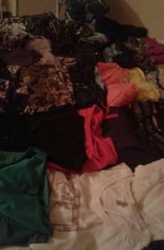 Кофты, рубашки и футболки, платья в бифри с рукавом, Хасавюрт, цена: 300р.