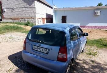 KIA Picanto, 2006, форд фокус поколения года, Обнинск, цена: 175 000р.