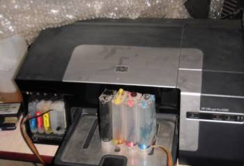 Принтер HP K550, Светлый Яр, цена: 1 900р.