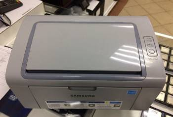 Принтер SAMSUNG ML-2160/Новый картридж, Тула, цена: 3 499р.