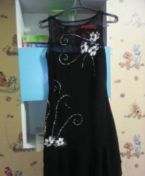 Одежда для горных лыж топ, платье черное, Оршанка, цена: 500р.