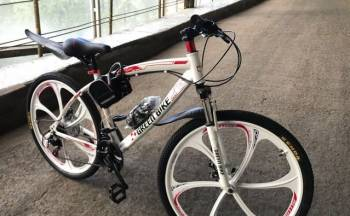 Велосипед на литых дисках, Димитровград, цена: 15 500р.