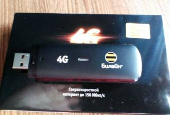 USB - модем билайн, Вязники, цена: 2 500р.