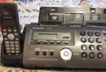 Телефон-факс Panasonic KX-FC228