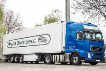 Доставим груз в любую точку России выделенным транспортом