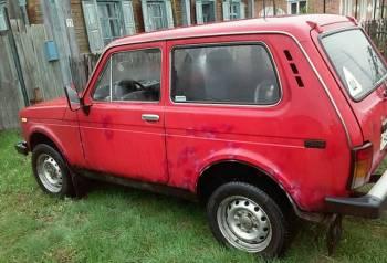 LADA 4x4 (Нива), 1995, купить машину автомат хундай, Тюкалинск, цена: 95 000р.