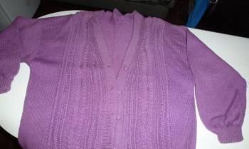 Вязанная кофточка, вечернее платье с декольте для полных, Тамбов, цена: 500р.