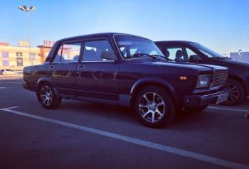 Хонда cr-v 2013 koleso, вАЗ 2107, 2002, Рязань, цена: 50 000р.
