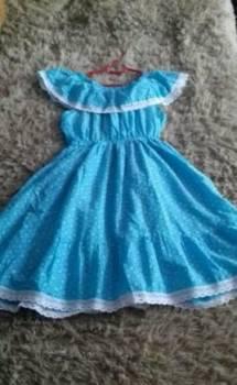 Летнее платье, платье макси с длинным рукавом в клетку, Ивангород, цена: 400р.