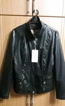 Платье мика 001 ольга гринюк, куртка Новая экокожа р.48, Никольск, цена: 3 000р.