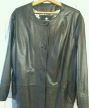Платье белое sela, куртка кожаная. Размер 52-54, Тюмень, цена: 4 000р.