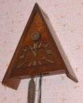 Часы настенные с кукушкой производства СССР, Тамала