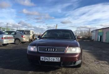 Audi A6, 1998, купить ниссан навара из японии