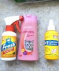 Средства для кошек и шампунь, Пречистое