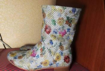 Обувь от производителя по низким ценам, сапоги женские лето, весна