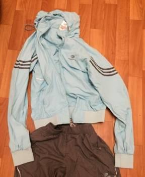 Спортивный костюм, платье с воланами розовое, Майский, цена: 200р.