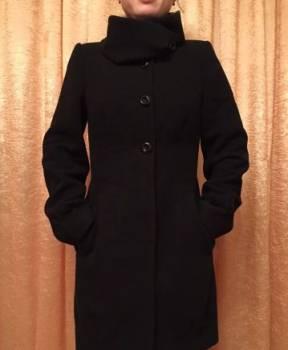 Пальто весна/осень (размер: 42-44), купить одежду для фитнеса рашгард