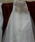 Продам свадебное платье, платье для женщин маленького роста с животиком, Калининград
